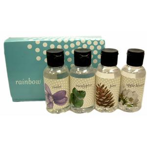 Rexair R-14692 Fragrance Pack, Asst Pine Eucalyptus Voilet Apple