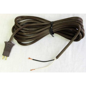 "Rexair R-2496 Cord, 138"" 18/2 Hose/    Power Nozzle D3-D4C Brown"