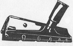 Rexair R-8296 Squeegee, E-E2