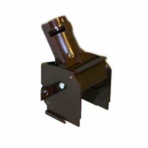 Rexair Replacement Rr-7200-4 Pivot Arm, W/Housing     Power Nozzle 1650 Brown