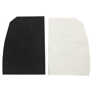 Riccar/Simplicity Replacment Rsr-1800 Filter, Rcf89-2 8000 7000 235 Charcoal & Foam 3Pk