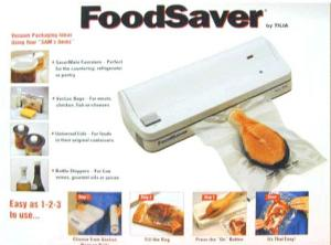 Tilia FoodSaver Professional II  Vacuum Packaging System