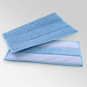 Reliable T2MICROPAD-2 Microfiber Replacement Cleaning Pads, 2 for SteamBoy T2 Steam Cleaner Floor Mop