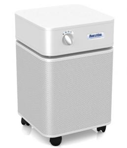 "Austin Air HM450 HealthMate+ Plus Air Purifier Cleaner, 23""H x 14.5""x14.5"", 45lbs, 360° Intake, 3 Speeds, 1.3Amps, 115W, for up to 1500 Sq. Feet"