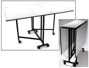 "Sullivan's 12570 Home Hobby Cutting & Craft Table 30x60"" Ready to Assemble Sewing Furniture"