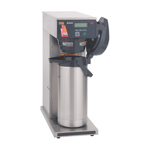 New! Bunn AXIOM-DV-APS Dual Voltage Airpot Coffee Brewer with LCD