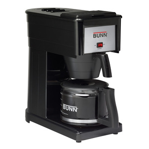 New! Bunn GRBD Velocity Brew High Altitude Original 10-Cup Home Brewer, Black