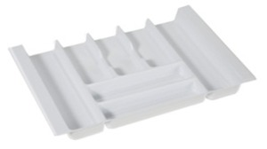 Sylvia 2-49 Wide Drawer Organizer Tray Accessory for 460, 490, and 1600 Cabinets