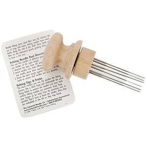 Colonial Needle Felting Company 6847A Manula Punch Felting Needle Tool II