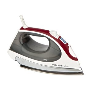 Electrolux Frigidaire FAFI15D7MR Affinity Steam Iron 1600W, LED Vertical Steam, Stainless Steel Soleplate, No Drip, AntiCalc, AutoOff, Self Clean, CR*