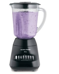 Hamilton Beach ® 50242N Wave Maker ® 10-Speed Blender, Black