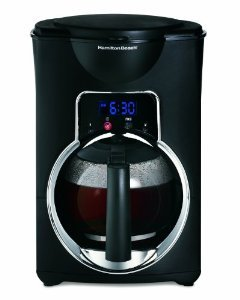 Hamilton Beach ® 44755 Illusion 12 Cup Coffee Maker