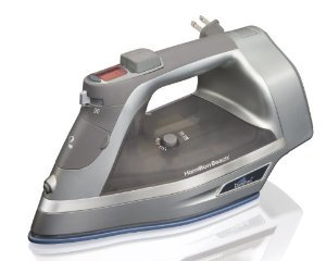 Hamilton Beach ® 19901 Durathon™ Digital Iron With Durathon™ Nonstick Soleplate