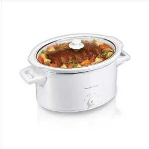 Hamilton                                     Beach® 33181 8-Quart Slow Cooker