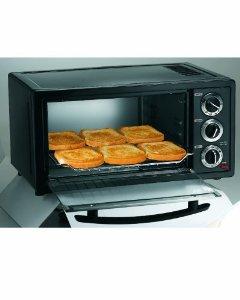 Hamilton Beach ® 31508 6-Slice Capacity Toaster Oven