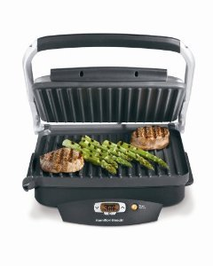 Hamilton Beach 25331 Steak Lovers                               Indoor Grill 100