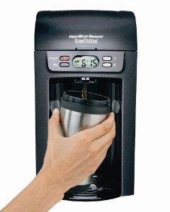 Hamilton Beach 48274 Brew Station 6 Cup Coffeemaker