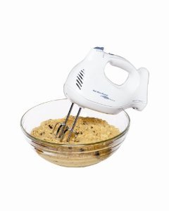 New Hamilton Beach 62695V 6 Speed Hand Mixer