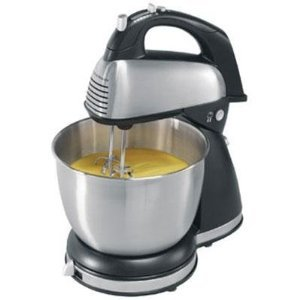 Hamilton Beach ® 64650 6-Speed Classic Hand/Stand Mixer