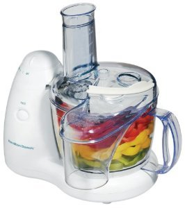 Hamilton Beach 70550R Prepstar Food Processor - White