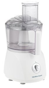 Hamilton Beach 70610 Chefprep 500-Watt Food Processor - White