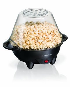 New Hamilton Beach 73300 Hot Oil Popcorn Popper