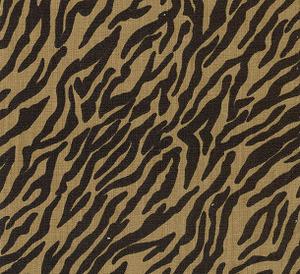 """Fabric Finders FF1301 Black/Bronze Print 15 Yd Bolt 9.34 A Yd 100% Cotton 60"""""""