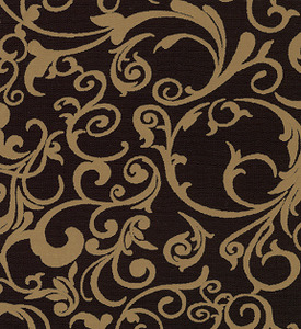 Fabric, Finders, FF1295, Black, Bronze, Print, Bolt, 9.34, A, Yard, 100%, Cotton, 60