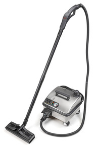 Vapor Clean Pro 6 Steam Vapor Cleaner,  Accessories, 1800W, 75PSI, 15' Cord, Heats in 4 Minutes, 11.5' Hose