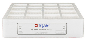 IQAir GC MultiGas HyperHepa Pre-filter (H11S)(98% efficient HEPA-type filter)
