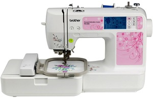 "Brother, PE500, PE540D, HE1, pe-500, pe500 fs, pe500 refurb, pe500 factory serviced, pe500 new, Embroidery, Embroidery Machine, 4""x4"", 4x4, 400spm, USB, iBroidery, Touch Screen,"