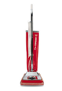Sanitaire SC886E Quick Kleen #1 Commercial Upright Metal Vacuum Cleanernohtin