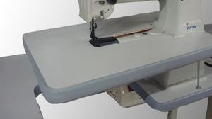 Techsew 2700 Flatbed Extension Work Table Attachment to Convert Cylinder Arm to Flat Surface to Sew Larger and Flatter Projects