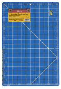 "Dritz D1046 12x18"" Inch Cutting Mat by Kai JAPAN"