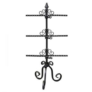 PGM, Pro, 913C-A, 3-Tier, Metal, Earring, Jewelry, Display, Rack