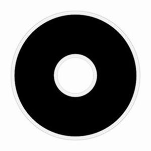 "Fil-Tec 12961 ""L""Style Cotton Black Prewound Bobbin 10 Bobbin Tube: 75 yds/Bobbin"