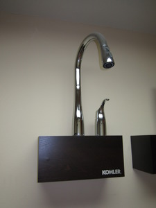 Kohler 647-CP-BA Faucet Display Model