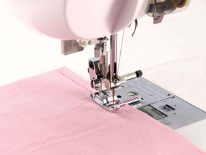 Sew Tech SA189 Brother Vertical Stitch Alignment Foot with Seam Guide