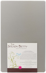 Steady Betty SB1524 15x24in Ironing Board Pressing Surface, Holds Down Fabrics for Ironing Quilting and Sewing Projects