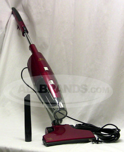 In Stock Fuller Brush FB-SPFM Spiffy Maid Bagless Broom Stick HEPA Vacuum Cleaner, Crevice Tool, 30' Cord, On Off Switch