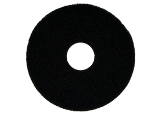 "In Stock Oreck 437071 12"" Strip Pad, Black, 5 Pads / Case only"