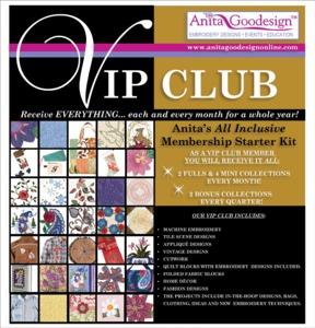 Anita Goodesigns 1 Year Full VIP Club Membership