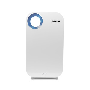 Oreck AIR109 100 Air Instinct HEPA Air Purifier Large Size, rooms up to 214 sq ft, Three stage filtration, 3 year-HEPA filter