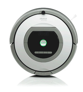 iRobot Roomba 760 Robotic Vacuum Cleaner, Dual HEPA Filter Cleaning