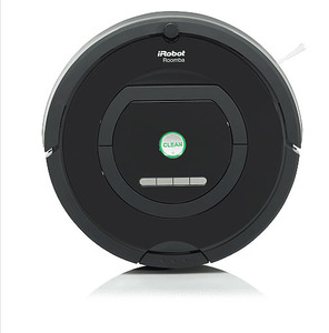 iRobot Roomba 780 Vacuum Cleaner HEPA Cleaning Robot, Full Dirt Bin IDnohtin