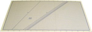 "40998: Fashion Sewing Cabinets 101 Pinnable Cutting Mat 72x40"" for #98 Cutting Table"