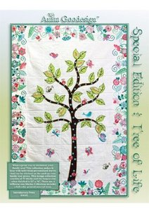 Anita Goodesign 13AGSE Tree Of Life Embroidery Designs Collection