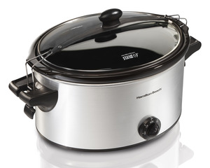In Stock Hamilton Beach® 33262 Stay or Go® 6 Quart Slow Cooker