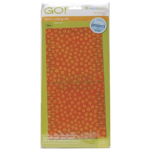 "AccuQuilt, GO!, 55033, Rag, Square, 5-1/4"", accu, quilt, cutting, accurate"