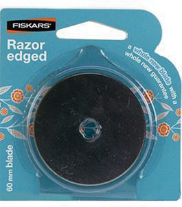 Fiskars 12-93737097J Replacement Rotary Blade (60mm)